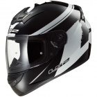 Casque Integral LS2 Rookie Fluo Black White FF352