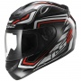 Casque Integral LS2 Rookie Ranger Black Red FF352