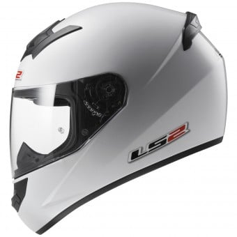 Casque Integral LS2 Rookie White FF352