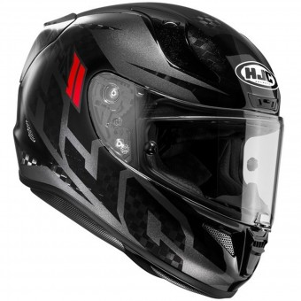 Casque Integral HJC RPHA 11 Carbon Lowin MC5