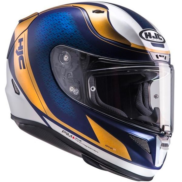 Casque Integral HJC RPHA 11 Riomont MC9SF