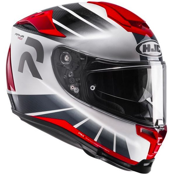 Casque Integral HJC RPHA 70 Octar MC1
