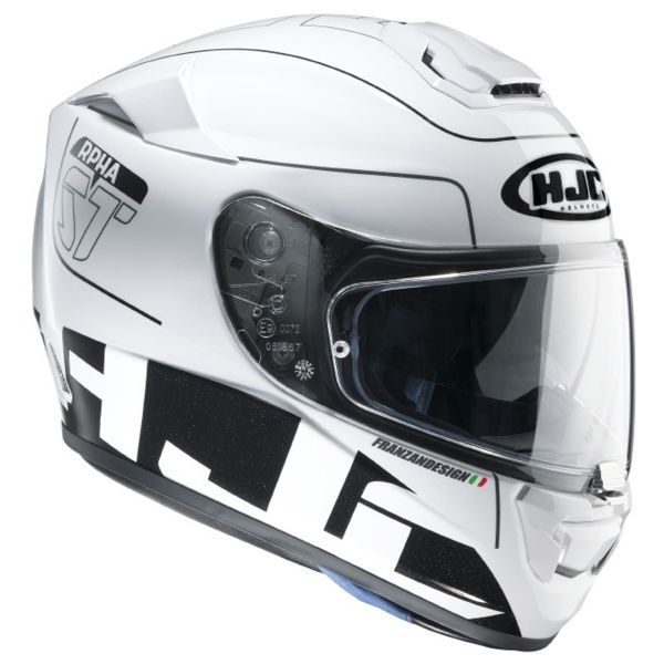 Casque Integral HJC RPHA-ST Balmer MC10