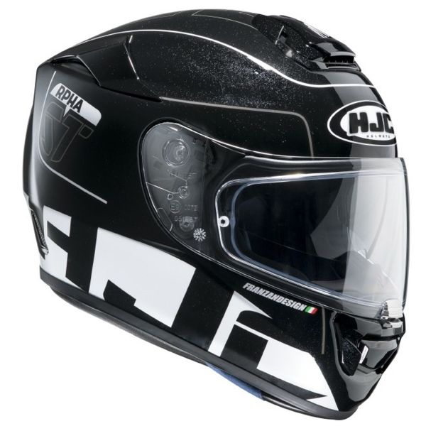 Casque Integral HJC RPHA-ST Balmer MC8