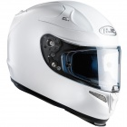 Casque Integral HJC RPHA10 Plus Metal Blanc