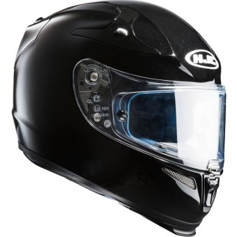 Casque Integral HJC RPHA10 Plus Metal Noir