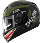 Casque Integral Shark S 700 S Legion Mat KGR