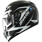 Casque Integral Shark S 900 C Pinlock Creed Mat LUM