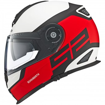 Casque Integral Schuberth S2 Sport Elite Red