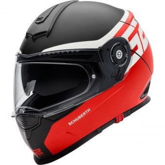 Casque Integral Schuberth S2 Sport Rush Red