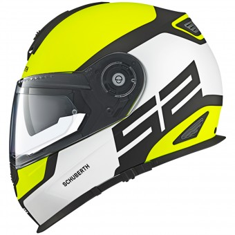 Casque Integral Schuberth S2 Sport Elite Yellow