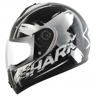 Casque Integral Shark S600 Exit KUW Pinlock