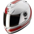 Casque Integral Scorpion EXO 750 Air Vintage Rouge