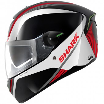 Casque Integral Shark Skwal Spinax KWR