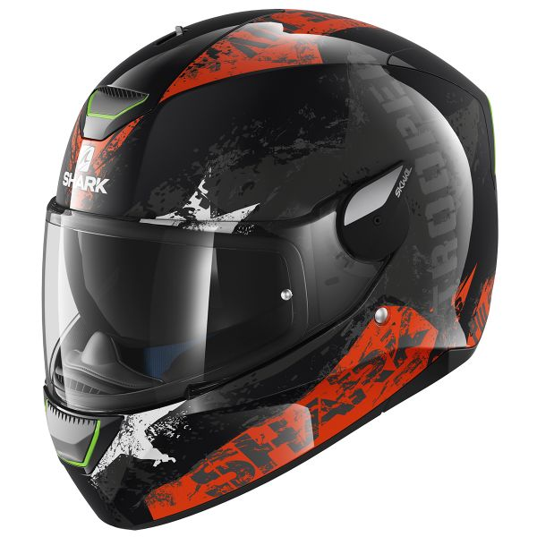 Casque Integral Shark Skwal Trooper KOW
