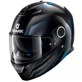Casque Integral Shark Spartan Carbon Silicium DBA