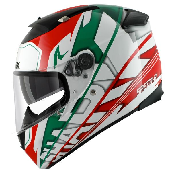 Casque Integral Shark Speed-R Max Vision Craig WGR