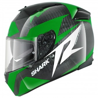 Casque Integral Shark Speed-R Max Vision Pinlock Carbon Run KGW