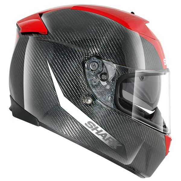 Casque Integral Shark Speed-R Max Vision Pinlock Carbon Skin DRW