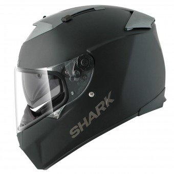 Casque Integral Shark Speed-R Max Vision Pinlock Dual Black BLK