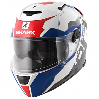 Casque Integral Shark Speed-R Max Vision Pinlock Sauer II WBR