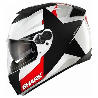 Casque Integral Shark Speed-R Max Vision Pinlock Texas WKR