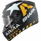 Casque Integral Shark Speed-R Max Vision Redding Replica KYW