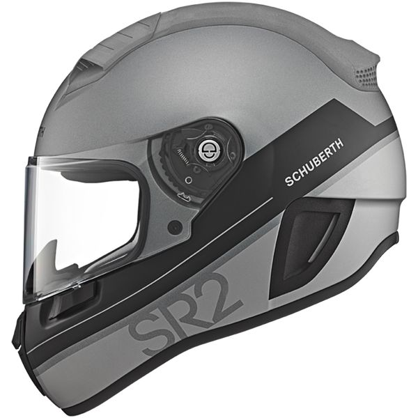 Casque Integral Schuberth SR2 Formula Grey