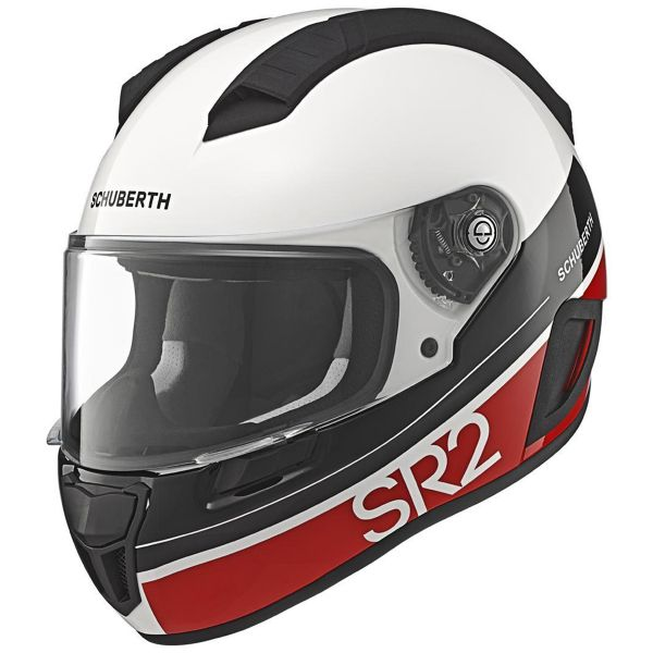 Casque Integral Schuberth SR2 Formula Red