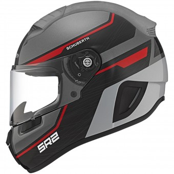 Casque Integral Schuberth SR2 Lightning Red