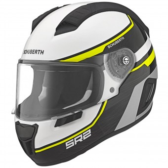 Casque Integral Schuberth SR2 Lightning Yellow
