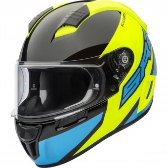 Casque Integral Schuberth SR2 Wildcard Yellow