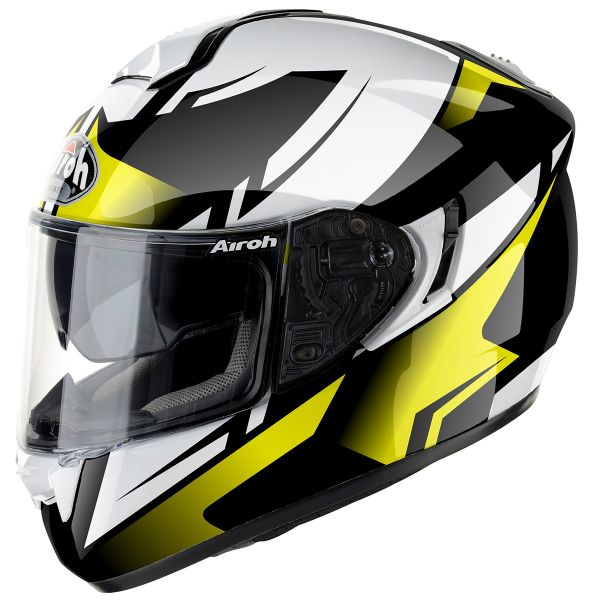 Casque Integral Airoh ST 701 Spark Yellow