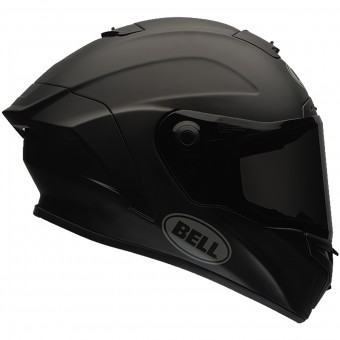 Casque Integral Bell Star Matte Solid Black
