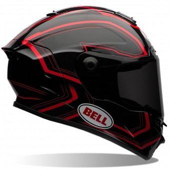Casque Integral Bell Star Pace Red