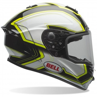 Casque Integral Bell Star Pace White
