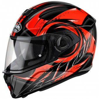 Casque Integral Airoh Storm Anger Orange