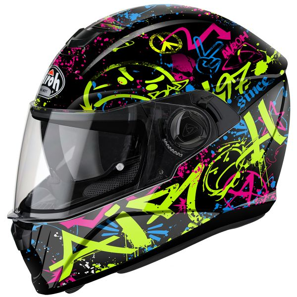 Casque Integral Airoh Storm Cool Bicolor
