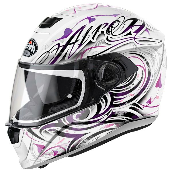 Casque Integral Airoh Storm Poison White