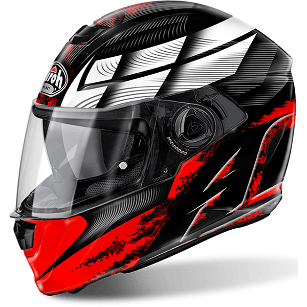 Casque Integral Airoh Storm Starter Red