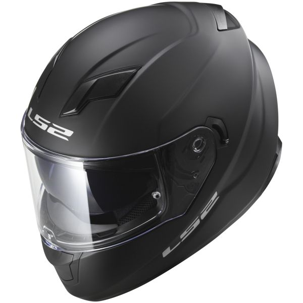 Casque Integral LS2 Stream Matt Black FF320