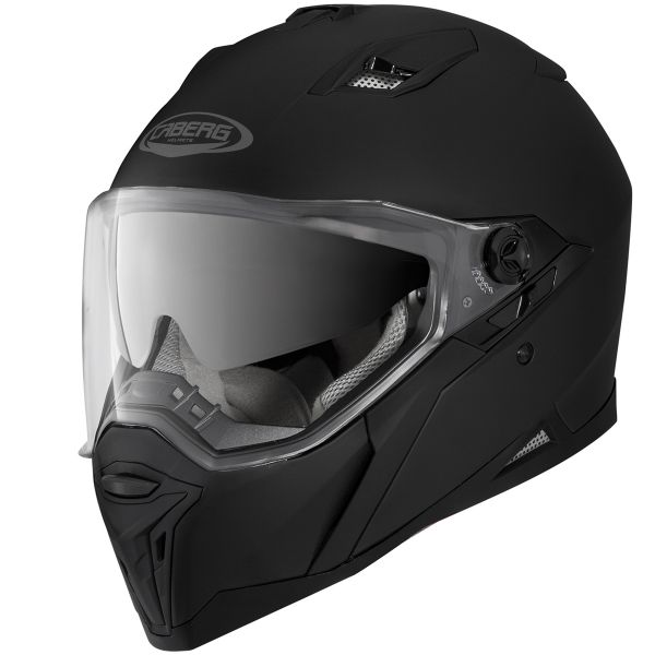 Casque Integral Caberg Stunt Matt Black