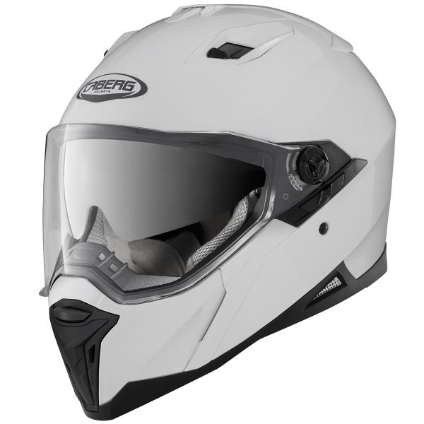 Casque Integral Caberg Stunt White