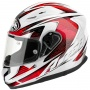 Casque Integral Airoh T600 Bionic Red