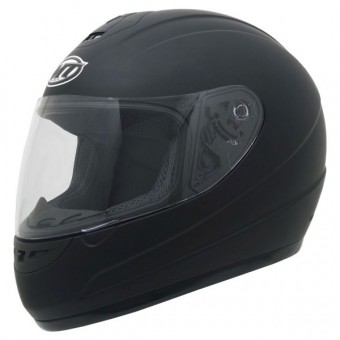 Casque Integral MT Thunder Solid Noir Mat