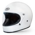 Casque moto Premier Trophy Blanc U8