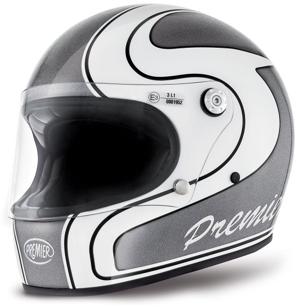 Casque Integral Premier Trophy M Grey