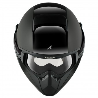 Casque Integral Shark Vancore Dual Black BLK