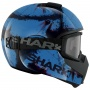 Casque Integral Shark Vancore Flare KBK