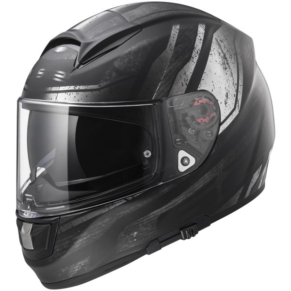 Casque Integral LS2 Vector Razor Matt Black FF397